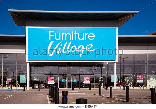 Furniture Village Birstall furniture village store stock photos & furniture village store
