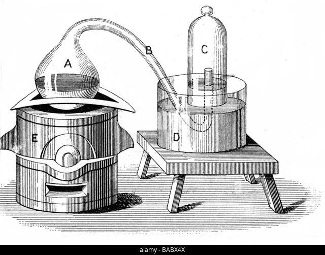 a study on the experiment of antoine lavoisier on the element of carbon Research on hydrogen and his role in disproving the phlogiston theory  apparatus for hydrogen combustion experiment made from lavoisier's.