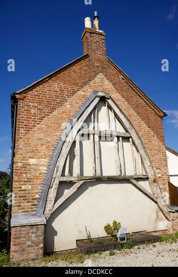 dating cruck frames Hacton cruck medieval hall  a 'hall house' of some importance dating from the late c14th or  it consisted of a substantial well-built timber frame of three.