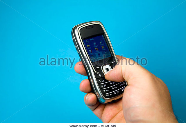 mobile telephonies stock photos mobile telephonies stock images alamy. Black Bedroom Furniture Sets. Home Design Ideas