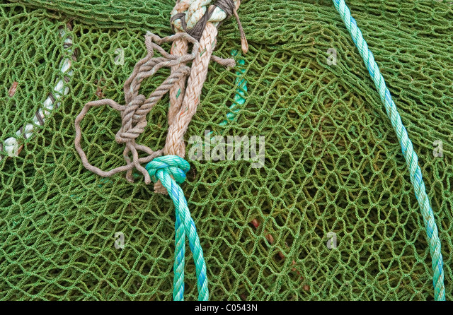 Commercial fishing line stock photos commercial fishing for Types of fishing nets