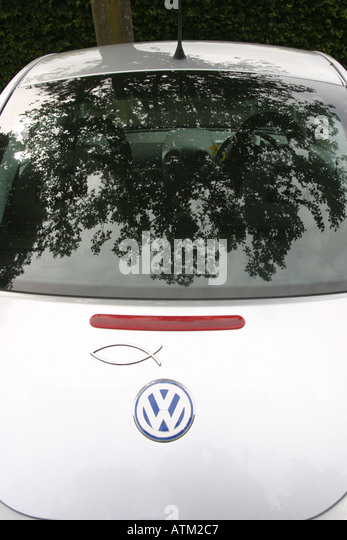 Christian fish stock photos christian fish stock images for Fish symbol on cars