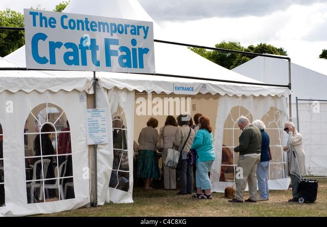 Bovey Craft Fair