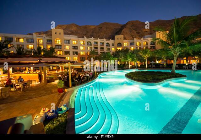 Al Jissah Beach Resort Hotels