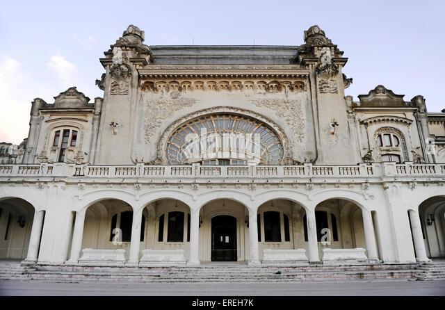 Romania old casino