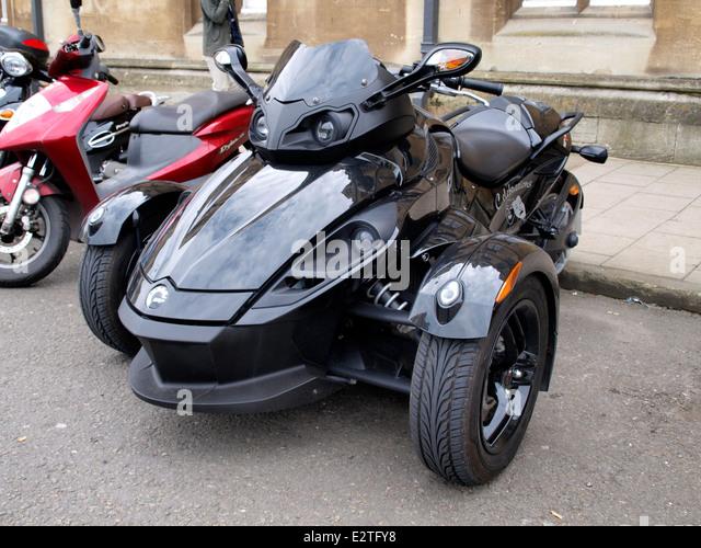 Three wheeled motorcycle stock photos three wheeled motorcycle stock images alamy