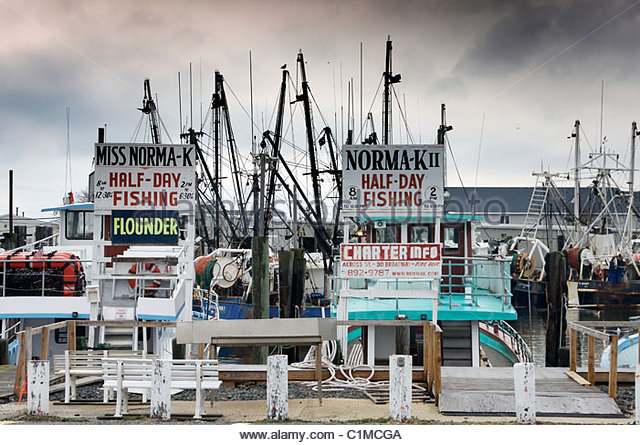Point pleasant stock photos point pleasant stock images for Fishing boats point pleasant nj