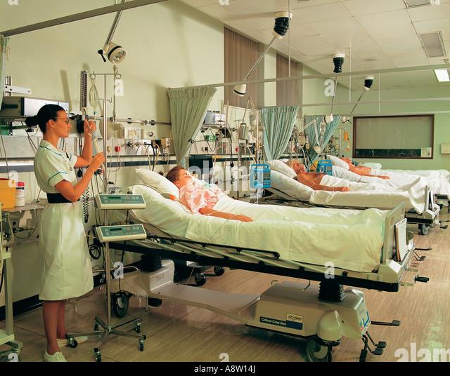 Hospital Ward Uk Beds Stock Photos Amp Hospital Ward Uk Beds