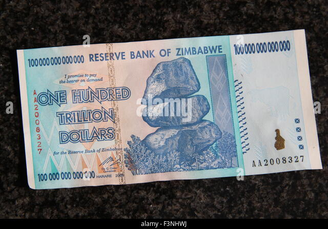 Forex zimbabwe dollar trillion