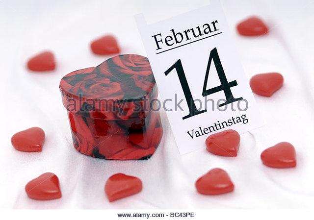 Valentinstag   Stock Image