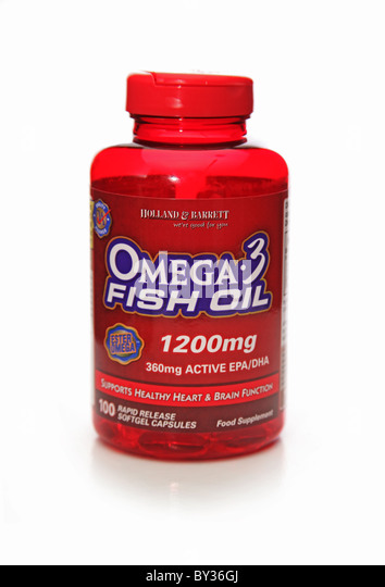 Holland and barrett stock photos holland and barrett for Fish oil brands