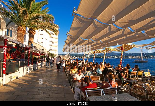 San Antonio Ibiza Bar Stock Photos Amp San Antonio Ibiza Bar