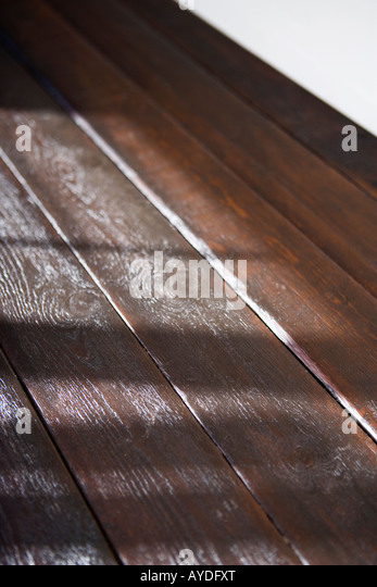 Floor boards stock photos floor boards stock images alamy for Hardwood skirting