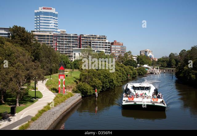sydney parramatta ferry - photo#20