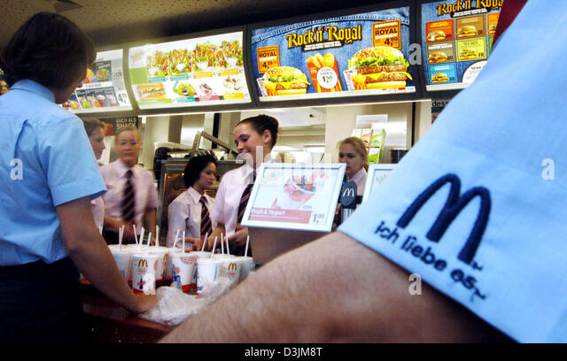 Mcdonalds stock options for employees