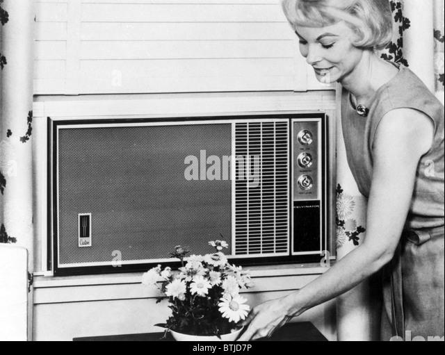 Air Conditioner 1950s Stock Photos Amp Air Conditioner 1950s