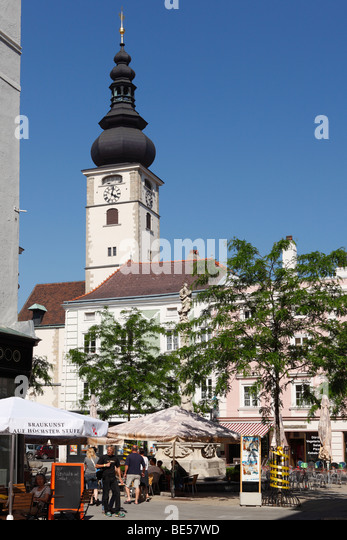 cathedral of st p lten stock photos cathedral of st p lten stock images alamy. Black Bedroom Furniture Sets. Home Design Ideas
