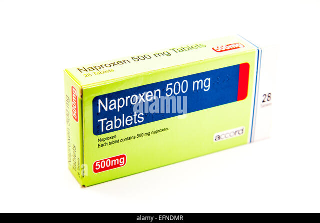Anaprox Vs Naproxen