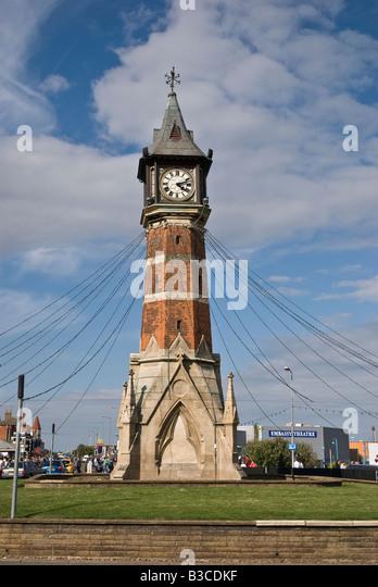 Skegness Clock Tower Car Park