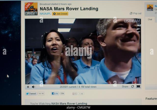 nasa mars rover live feed - photo #38