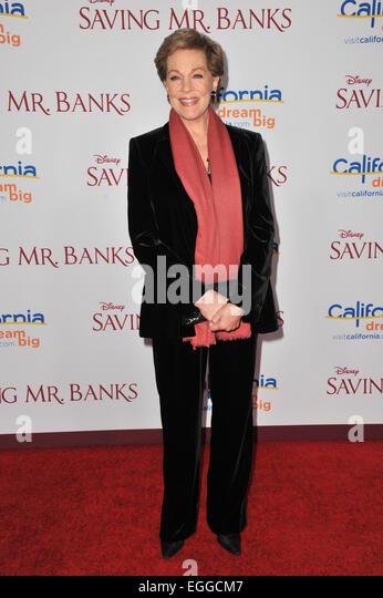 Julie Andrews Premiere Stock Photos & Julie Andrews ...