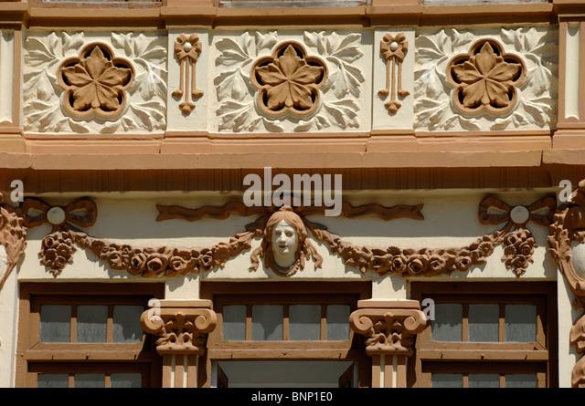 Décor Art Nouveau Stock Photos & Décor Art Nouveau Stock Images - Alamy