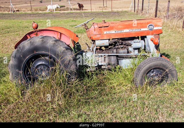 1964 Massey Ferguson 135 : Massey ferguson stock photos