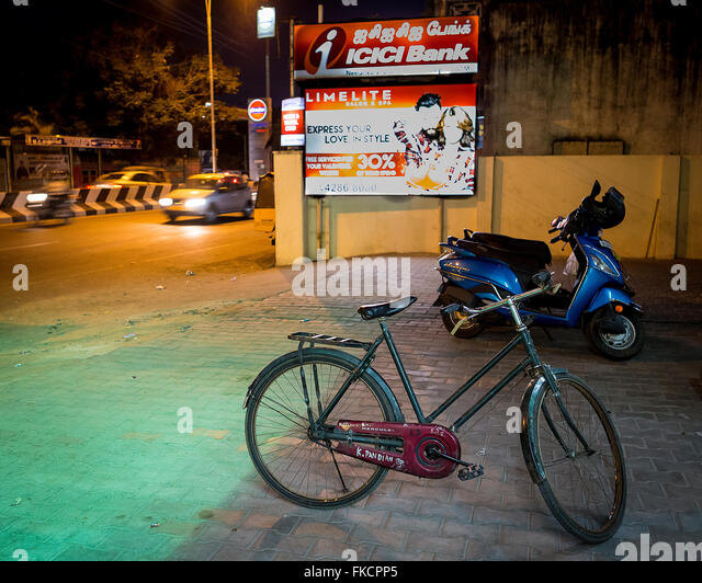 Icici stock photos icici stock images alamy for Motor scooter store near me