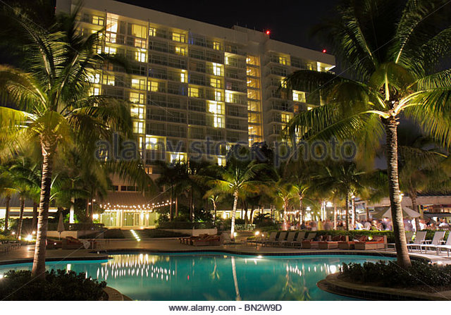 Hilton fort lauderdale marina stock photos hilton fort for Small luxury hotel chains