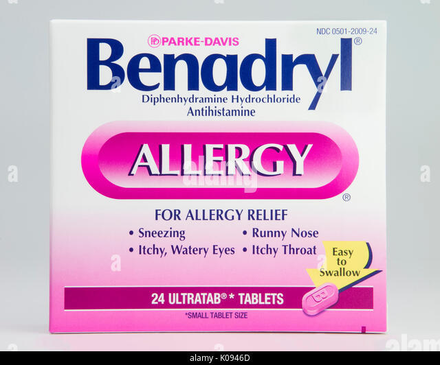 Cough cold and allergy hay fever