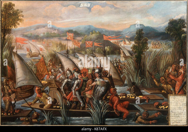 conquest of mexico The most important source of wealth in the first years after the conquest of central mexico was the encomienda,.