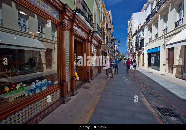 Shoe Shops In Ronda Spain