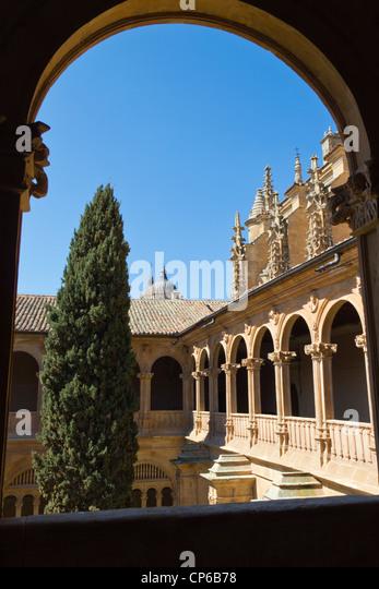 Convento De San Esteban Salamanca Stock Photos & Convento ...