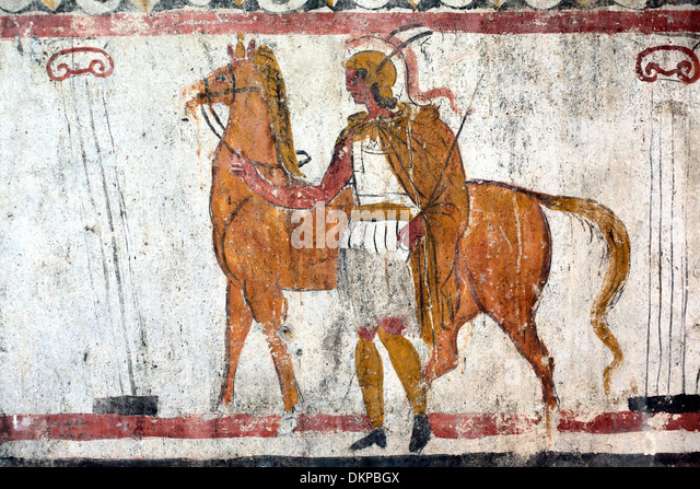 Ancient greek men stock photos ancient greek men stock for Ancient greek mural