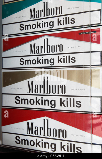 Cigarettes Parliament brands England popularity