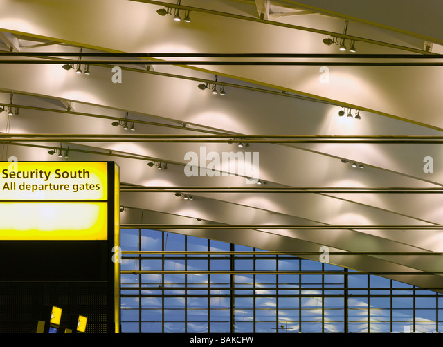 Hayes United Kingdom  city photos : Terminal 5 Heathrow Airport, Hayes, United Kingdom, Rogers Stirk ...