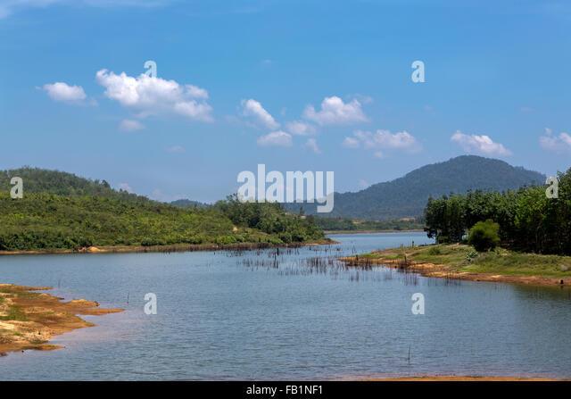 Kedah river stock photos kedah river stock images alamy for L shaped lake