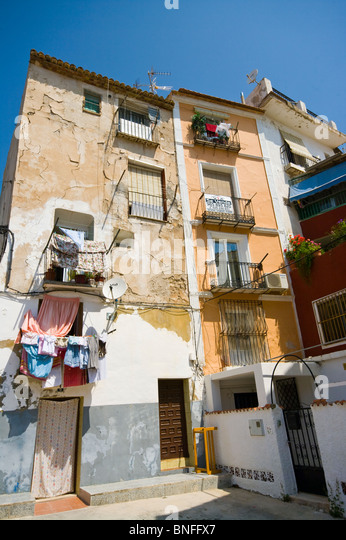 Joiosa stock photos joiosa stock images alamy for Moorish homes