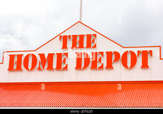 home depot logo stock photos amp home depot logo stock