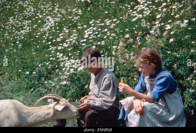 Heidi Fernsehfilm USA 1993 Regie Michael Ray Rhodes Darsteller Ben