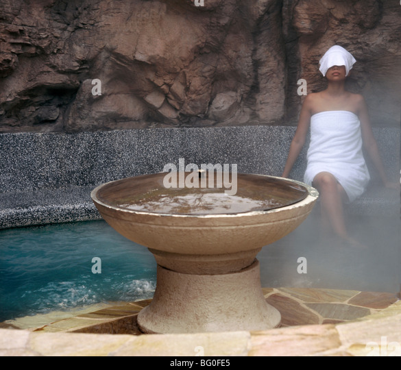Spa Steam Stock Photos Spa Steam Stock Images Alamy