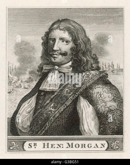 Sir henry morgan