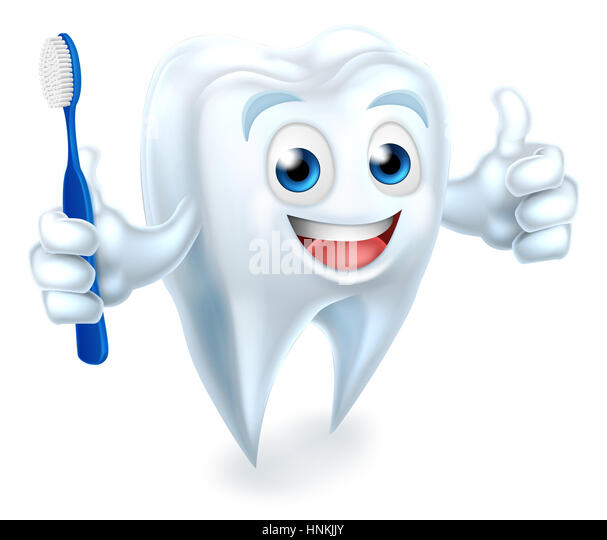 1 Toothed Cartoon Characters : Teeth brush cartoon stock photos