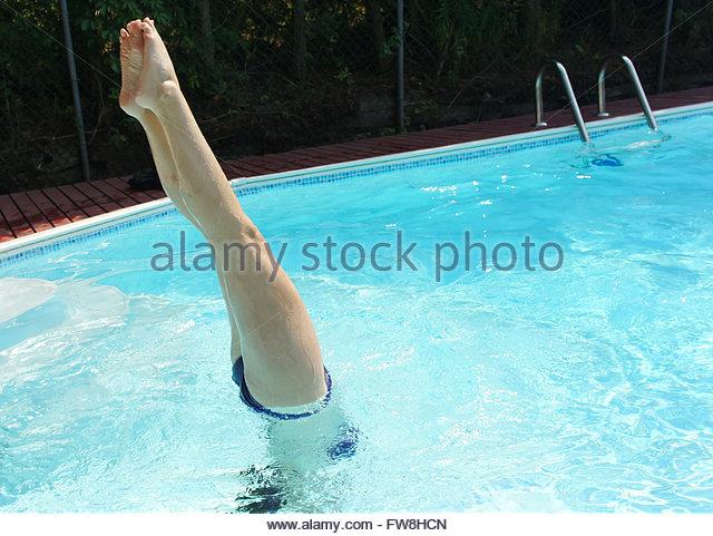 Under Water Teen Stock Photos Under Water Teen Stock Images Alamy