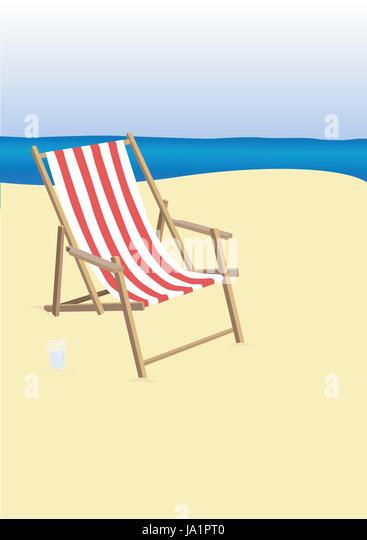 Sonnenstuhl clipart  Sonnenstuhl Stock Photos & Sonnenstuhl Stock Images - Alamy