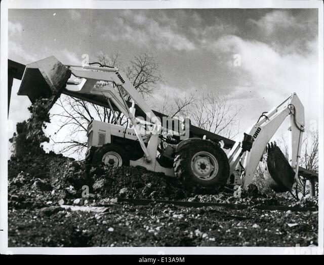 Ford 4400 Industrial Tractor : Stock photos images alamy