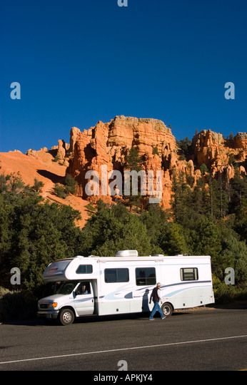 Campervan For Sale Alberta >> Recreational Vehicles Stock Photos & Recreational Vehicles Stock Images - Alamy