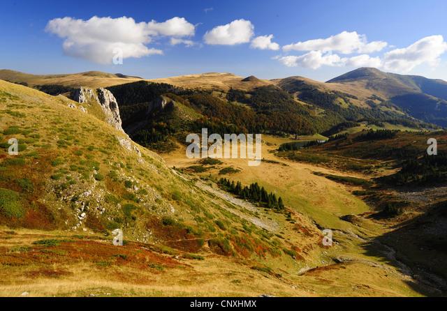 mountain meadow autumn above - photo #19