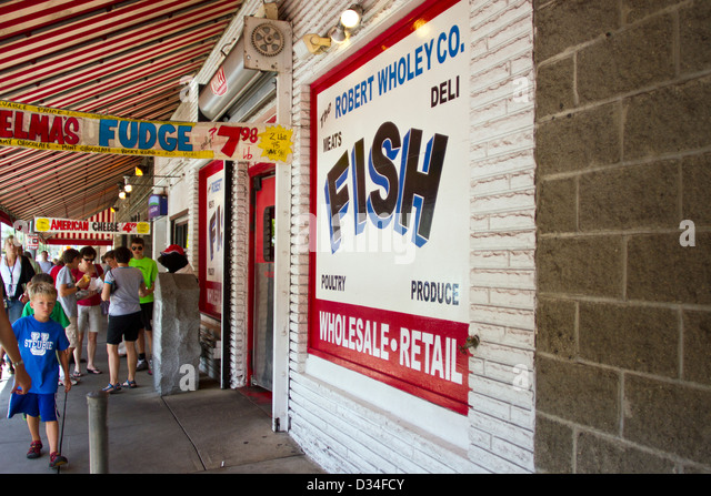 Strip district pittsburgh stock photos strip district for Fish store pittsburgh