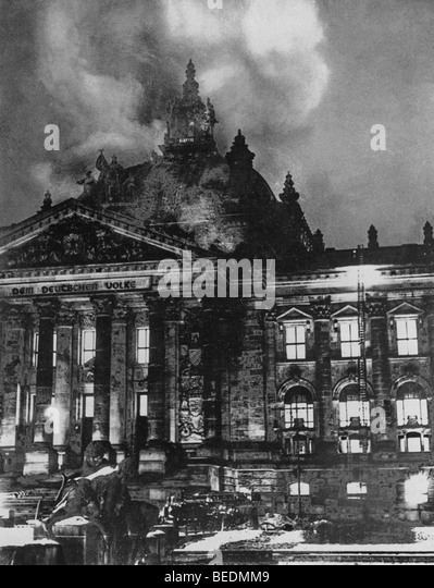Who started the reichstag fire essay